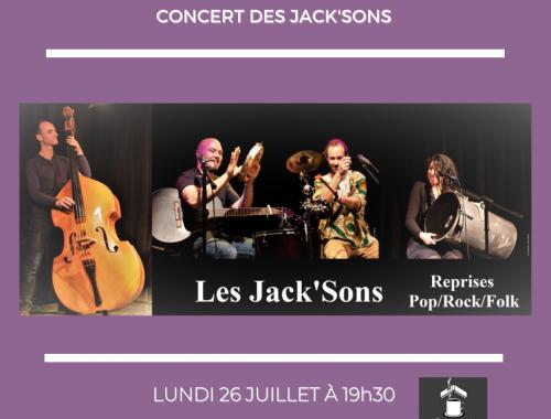 concert Jack'sons
