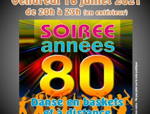 flyers soirée danse