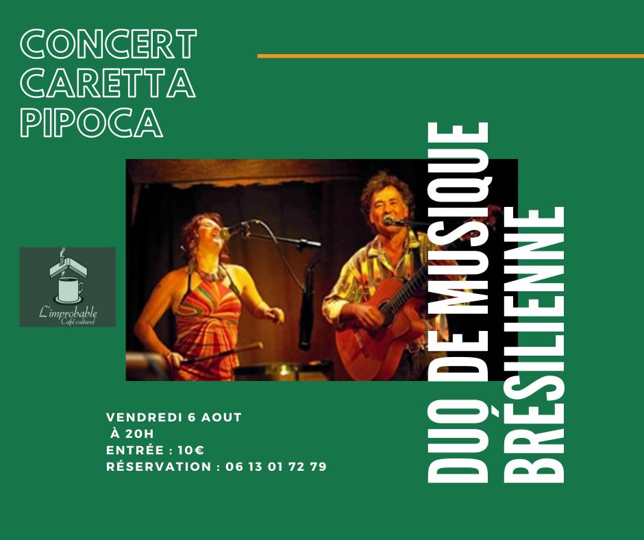 concert musique brésilienne