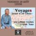 théâtre Voyages aout 2021